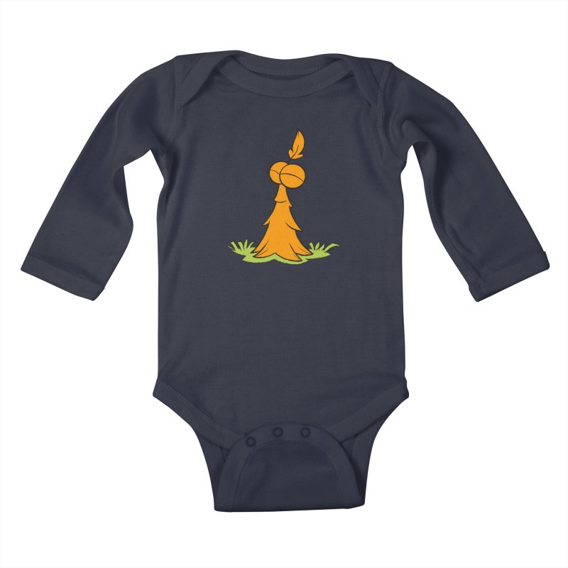 I Empathize With Martin Kids Baby Longsleeve Bodysuit by daab Creative's Artist Shop