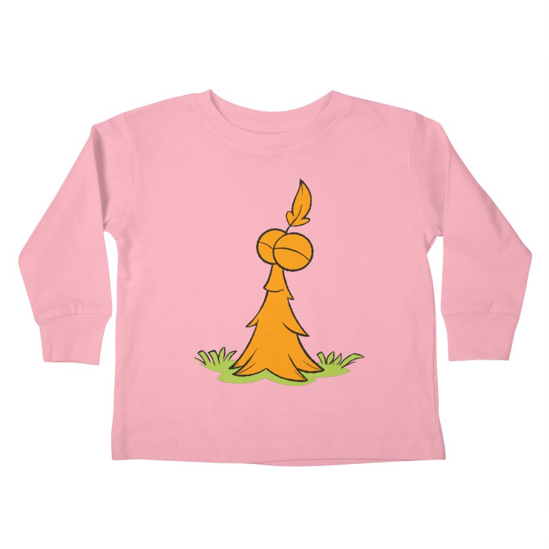I Empathize With Martin Kids Toddler Longsleeve T-Shirt by daab Creative's Artist Shop