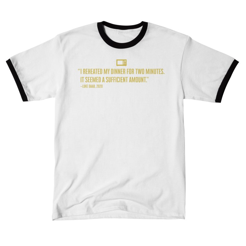 """I can't stop quoting myself."" - Luke Daab, 2020 Women's T-Shirt by daab Creative's Artist Shop"