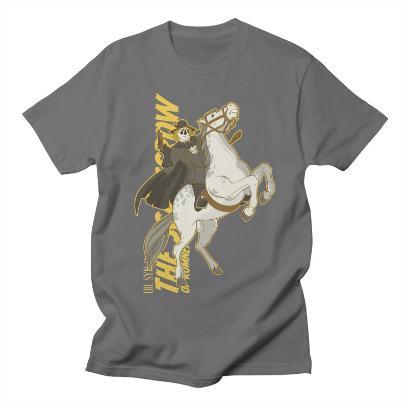 Dr. Syn, The Scarecrow of Romney Marsh Men's T-Shirt by daab Creative's Artist Shop