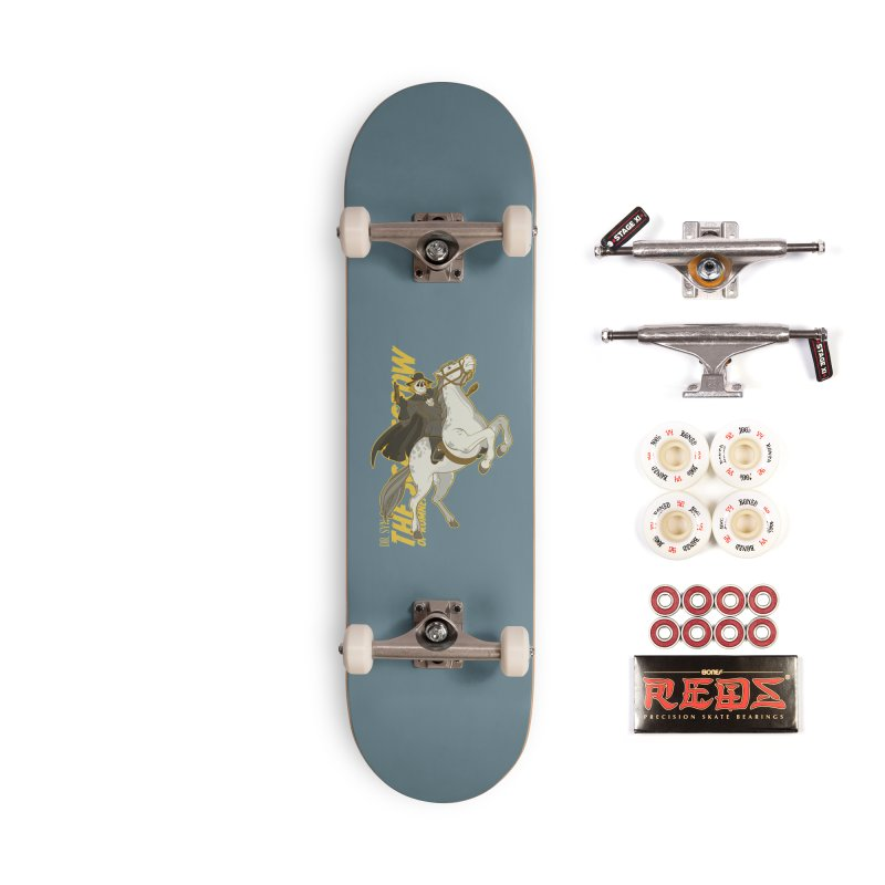 Dr. Syn, The Scarecrow of Romney Marsh Accessories Skateboard by daab Creative's Artist Shop