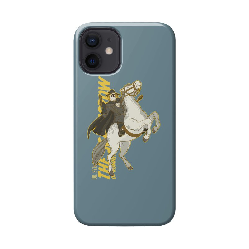 Dr. Syn, The Scarecrow of Romney Marsh Accessories Phone Case by daab Creative's Artist Shop