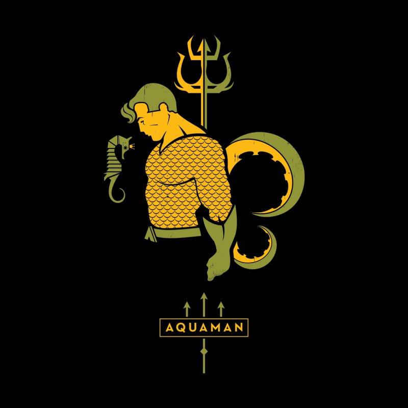 Aquaman - DC Superhero Profiles by daab Creative's Artist Shop