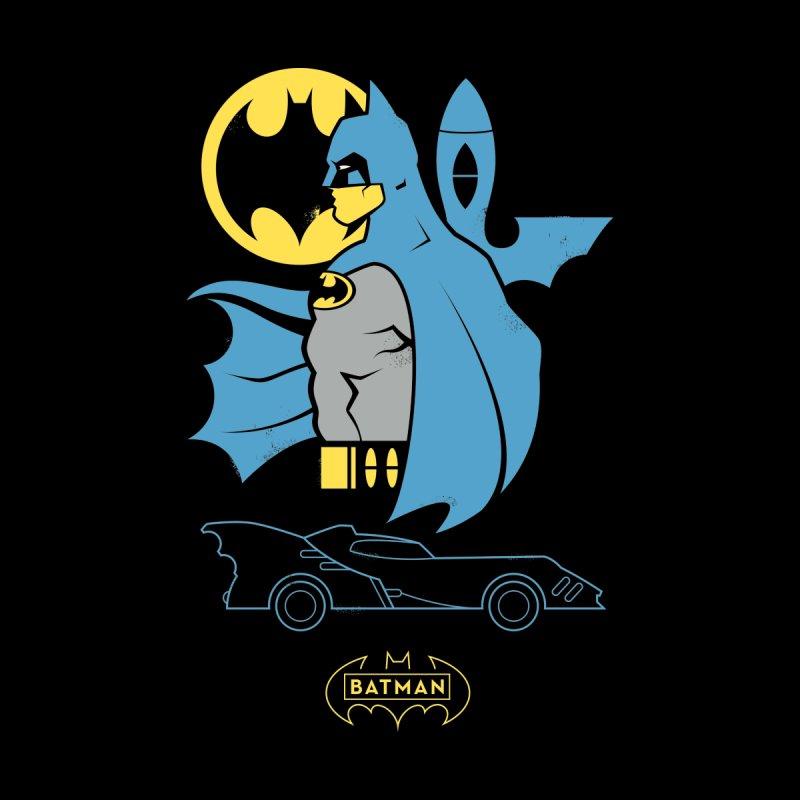 Batman - DC Superhero Profiles by daab Creative's Artist Shop