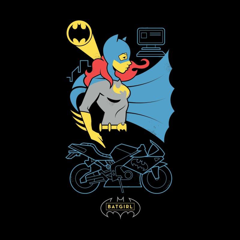 Batgirl - DC Superhero Profiles by daab Creative's Artist Shop