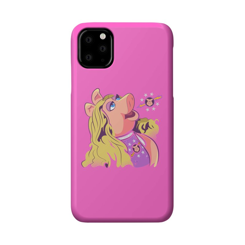 Miss Piggy - Pigs In Space Accessories Phone Case by daab Creative's Artist Shop