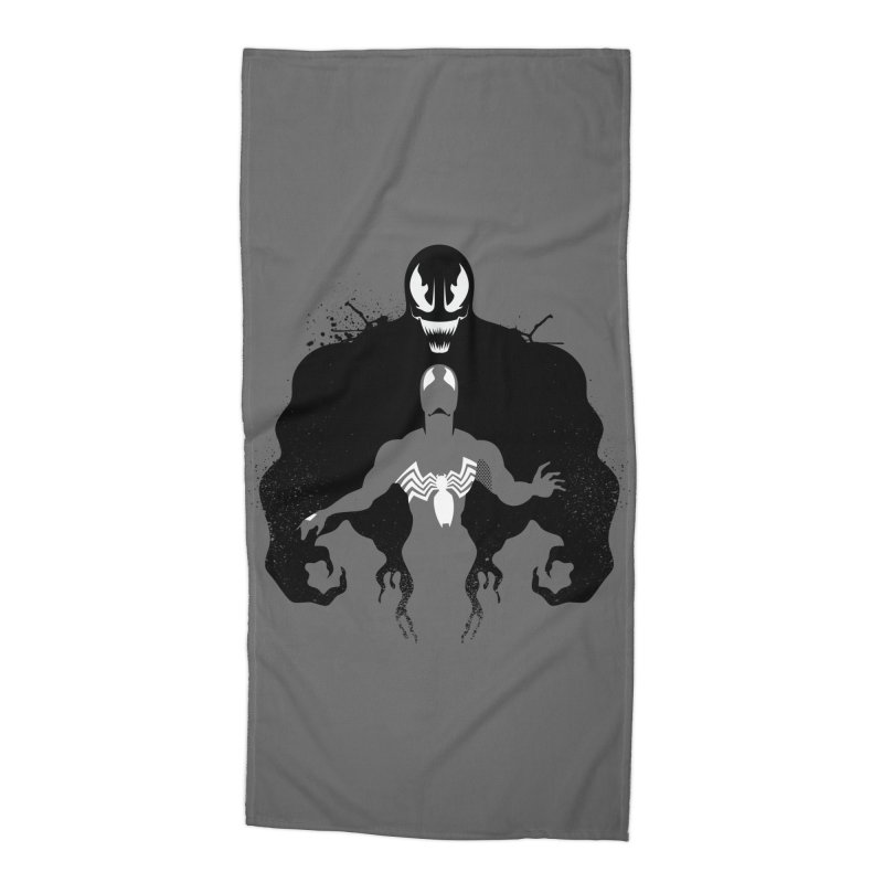I See Spiders Accessories Beach Towel by daab Creative's Artist Shop