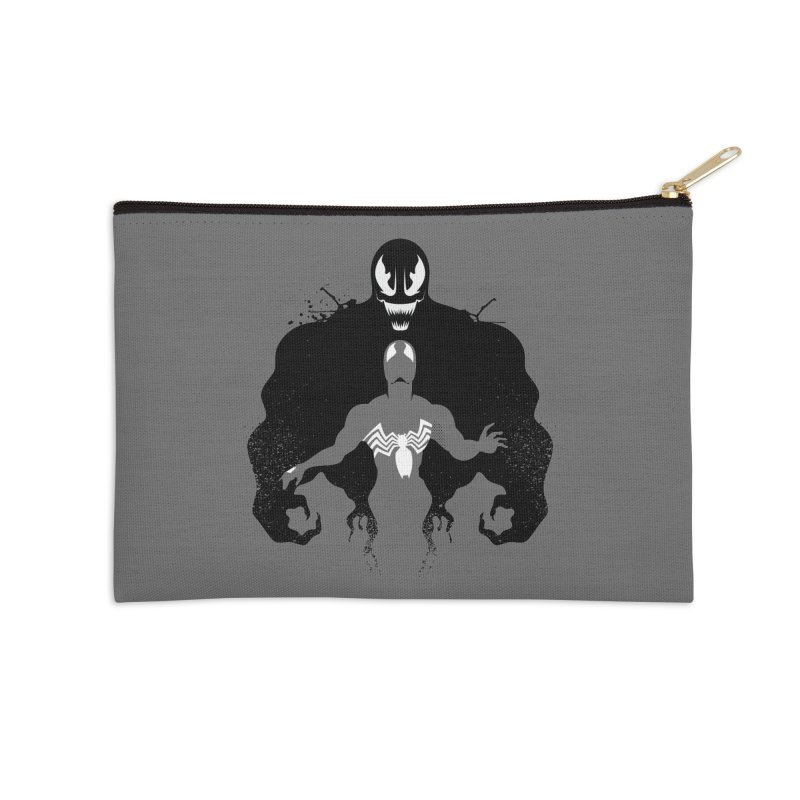 I See Spiders Accessories Zip Pouch by daab Creative's Artist Shop