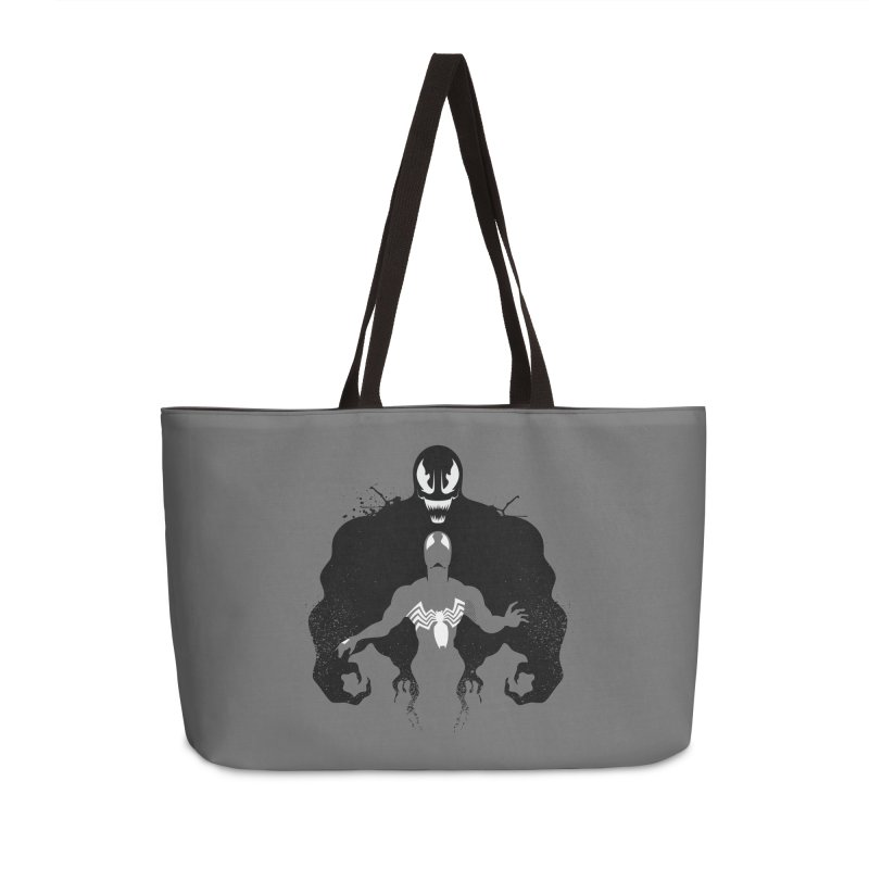 I See Spiders Accessories Weekender Bag Bag by daab Creative's Artist Shop