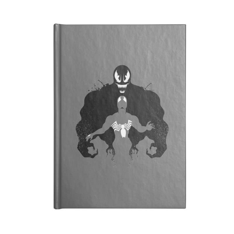 I See Spiders Accessories Lined Journal Notebook by daab Creative's Artist Shop