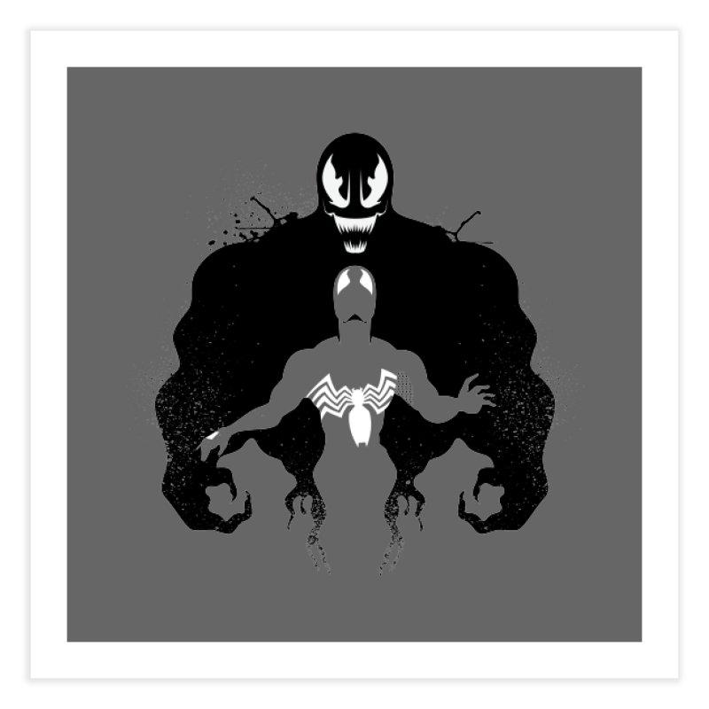 I See Spiders Home Fine Art Print by daab Creative's Artist Shop