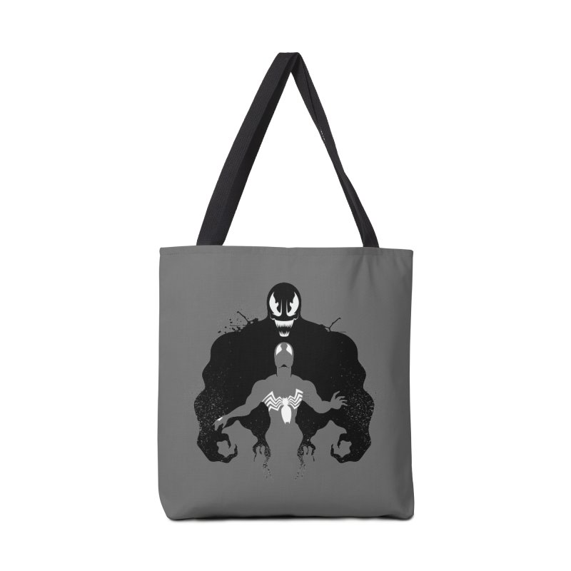 I See Spiders Accessories Tote Bag Bag by daab Creative's Artist Shop