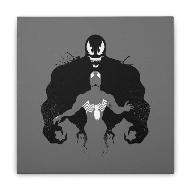 I See Spiders Home Stretched Canvas by daab Creative's Artist Shop