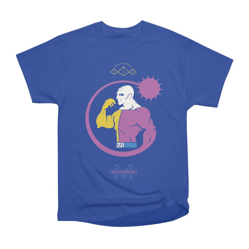 Metamorpho - DC Superhero Profiles Women's T-Shirt by daab Creative's Artist Shop