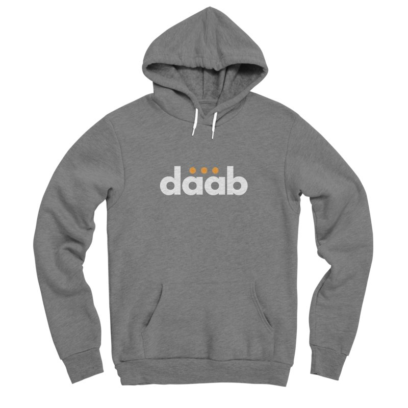 Daab Creative Branded Tee Men's Pullover Hoody by daab Creative's Artist Shop