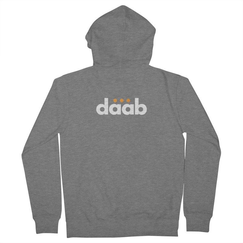 Daab Creative Branded Tee Women's Zip-Up Hoody by daab Creative's Artist Shop
