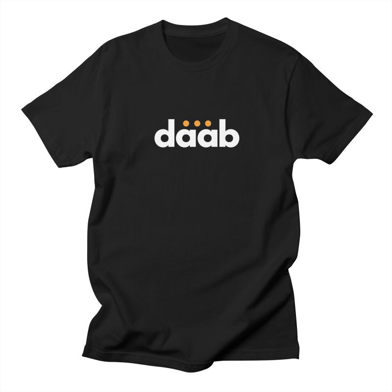 Daab Creative Branded Tee Women's Regular Unisex T-Shirt by daab Creative's Artist Shop