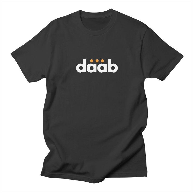 Daab Creative Branded Tee Men's Regular T-Shirt by daab Creative's Artist Shop