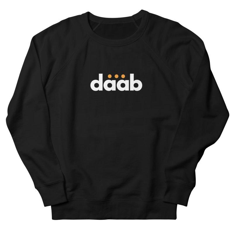 Daab Creative Branded Tee Men's Sweatshirt by daab Creative's Artist Shop