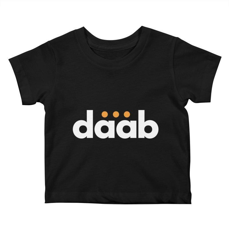 Daab Creative Branded Tee Kids Baby T-Shirt by daab Creative's Artist Shop