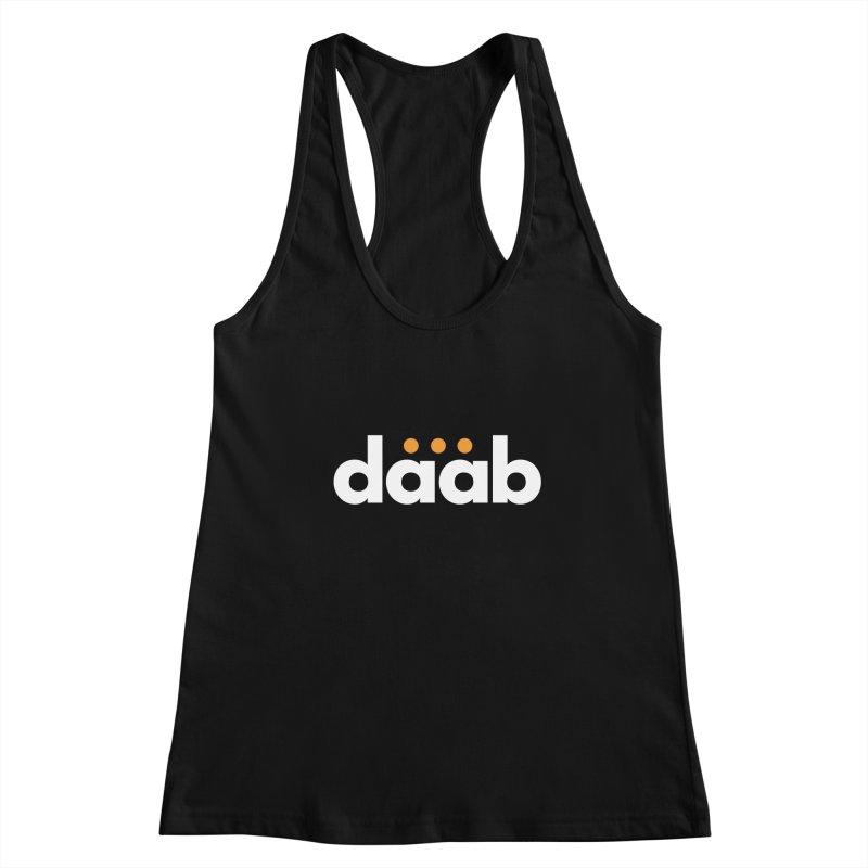 Daab Creative Branded Tee Women's Tank by daab Creative's Artist Shop