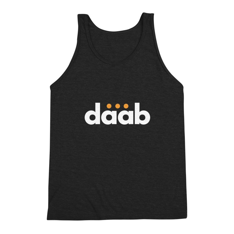 Daab Creative Branded Tee Men's Tank by daab Creative's Artist Shop