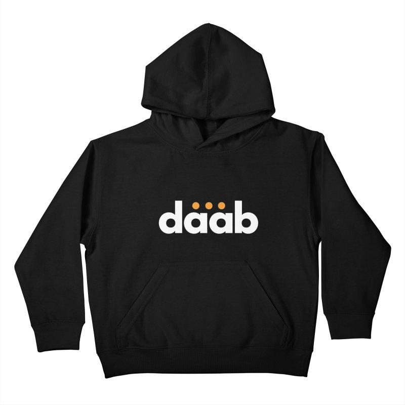 Daab Creative Branded Tee Kids Pullover Hoody by daab Creative's Artist Shop