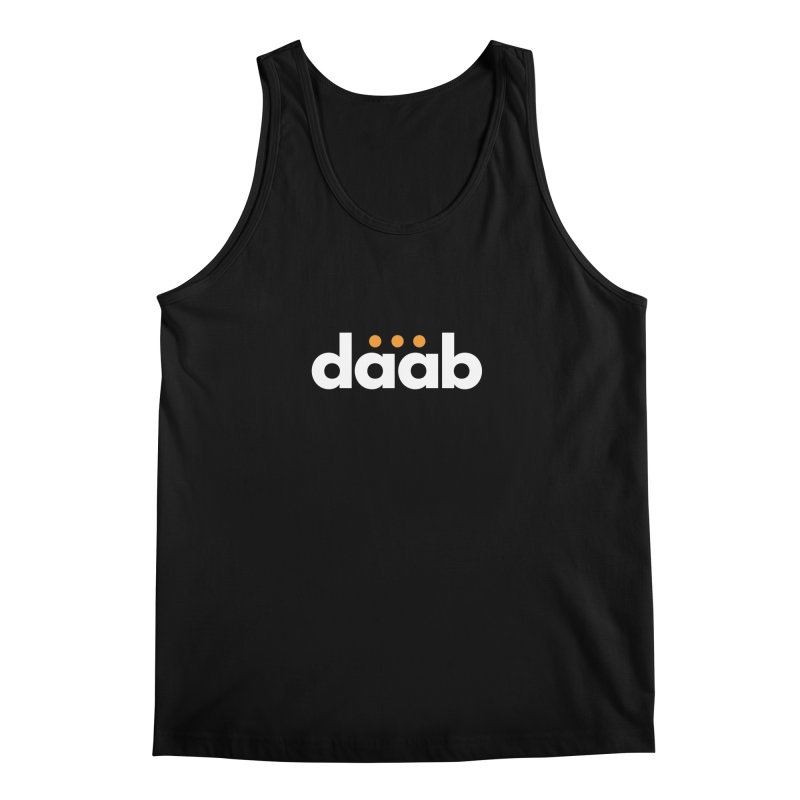 Daab Creative Branded Tee Men's Regular Tank by daab Creative's Artist Shop