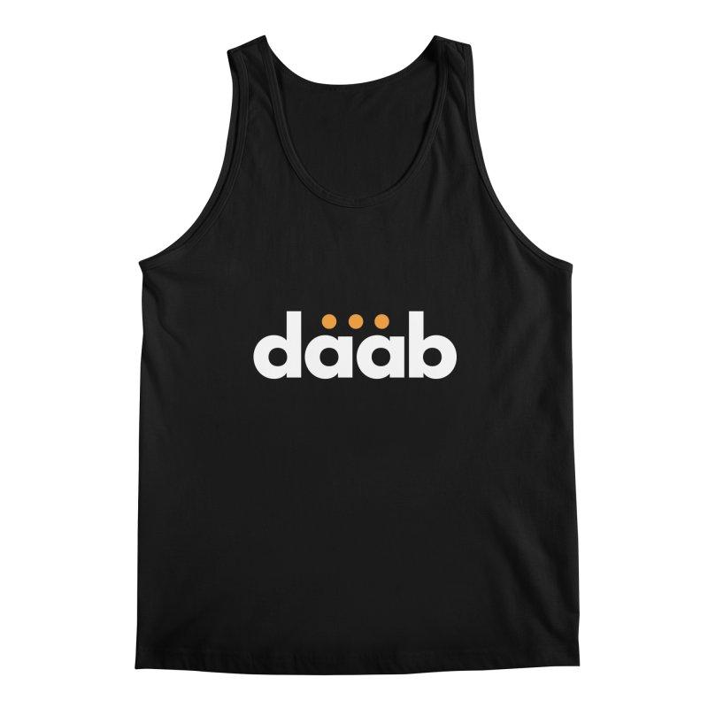 Daab Creative Branded Tee Men's Regular Tank by daab Creative's Artist Shop
