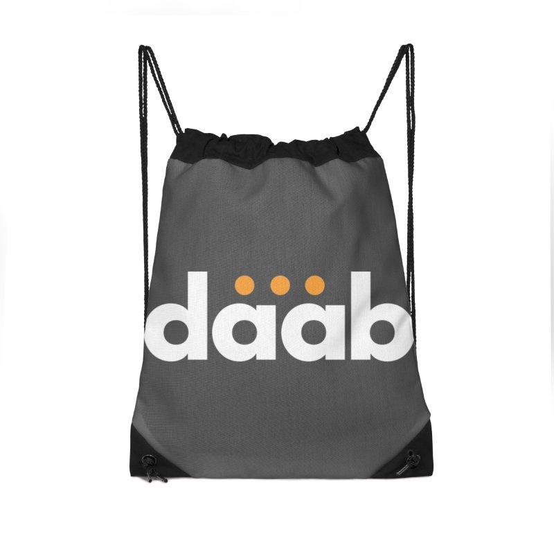 Daab Creative Branded Tee Accessories Bag by daab Creative's Artist Shop