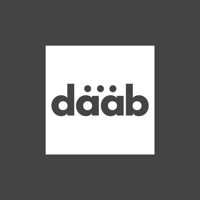 Daab Creative Brand Merch by daab Creative's Artist Shop