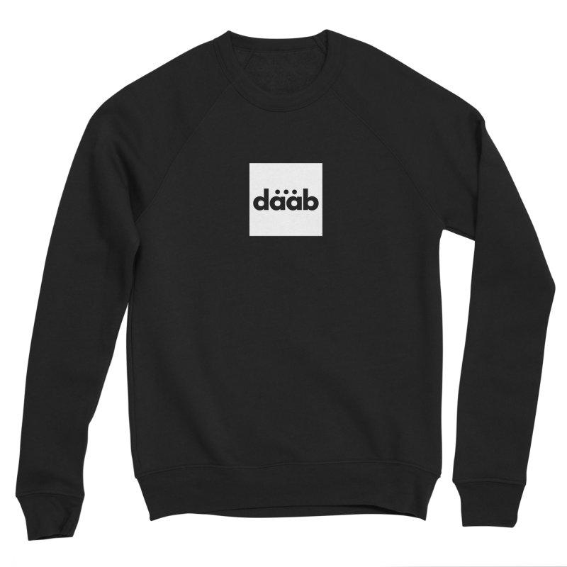 Daab Creative Brand Merch Men's Sponge Fleece Sweatshirt by daab Creative's Artist Shop