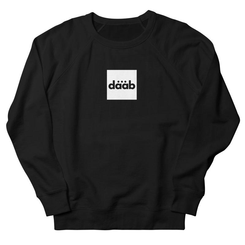 Daab Creative Brand Merch Men's French Terry Sweatshirt by daab Creative's Artist Shop