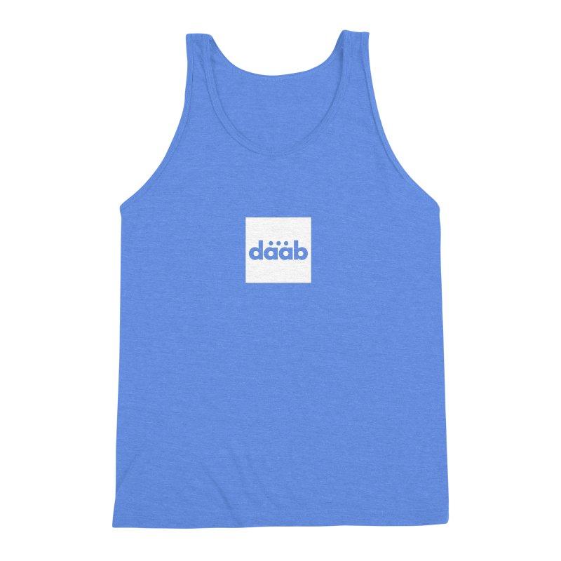 Daab Creative Brand Merch Men's Triblend Tank by daab Creative's Artist Shop