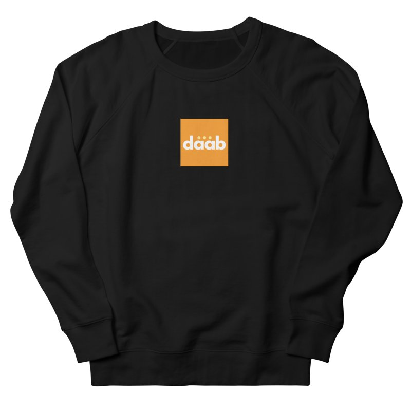 Daab Creative Merch! Men's French Terry Sweatshirt by daab Creative's Artist Shop