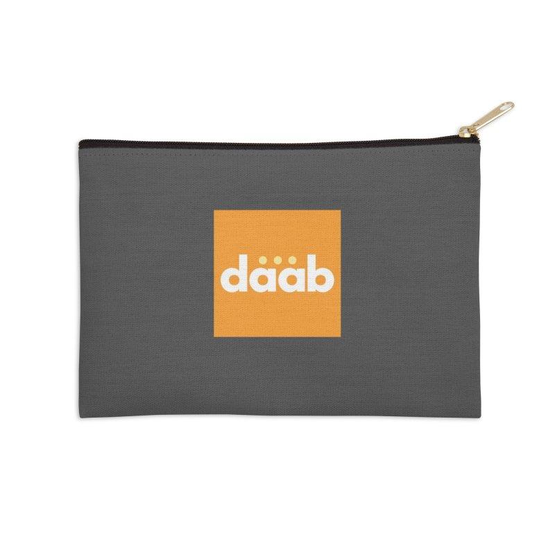 Daab Creative Merch! Accessories Zip Pouch by daab Creative's Artist Shop