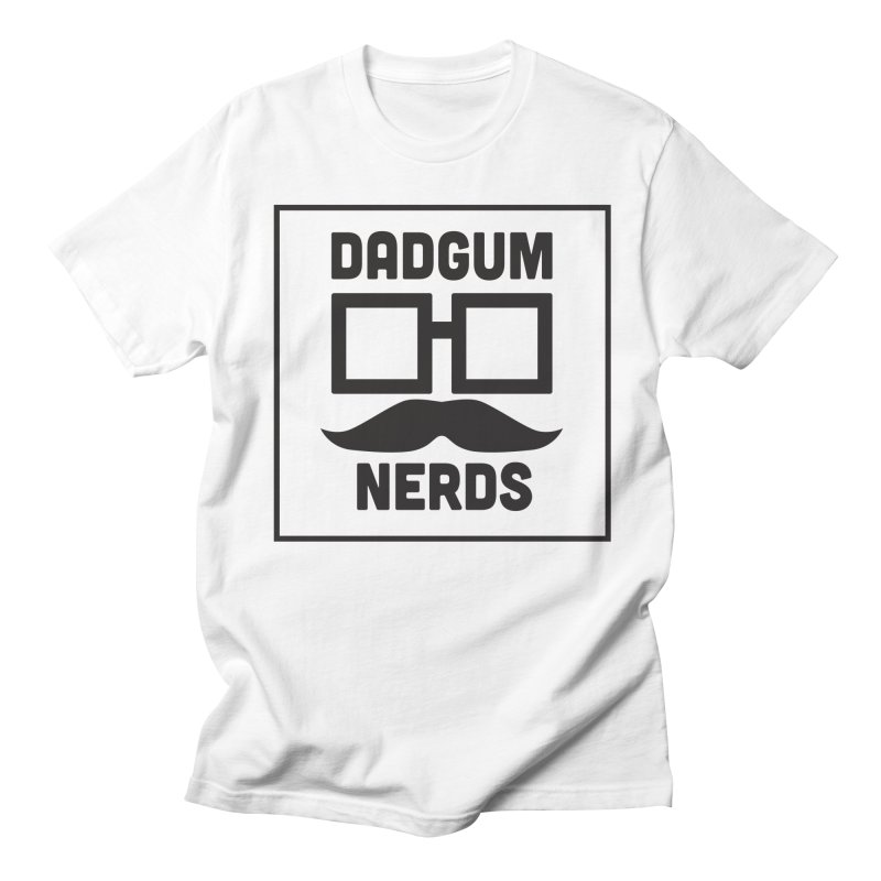 Dadgum Official Men's T-Shirt by Dadgum Nerds' Store
