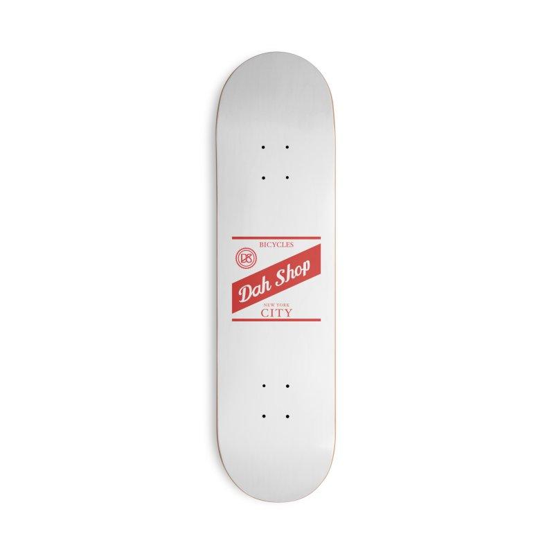 Dah Stripe Accessories Skateboard by Dah Shop Online