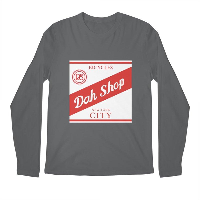 Dah Stripe Men's Longsleeve T-Shirt by Dah Shop Online