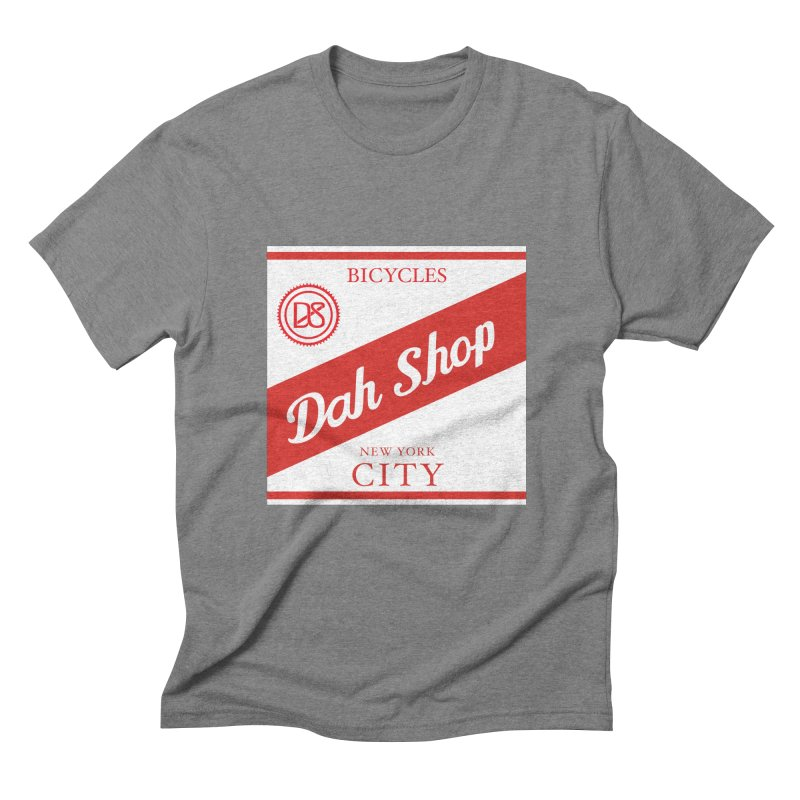 Dah Stripe Men's T-Shirt by Dah Shop Online
