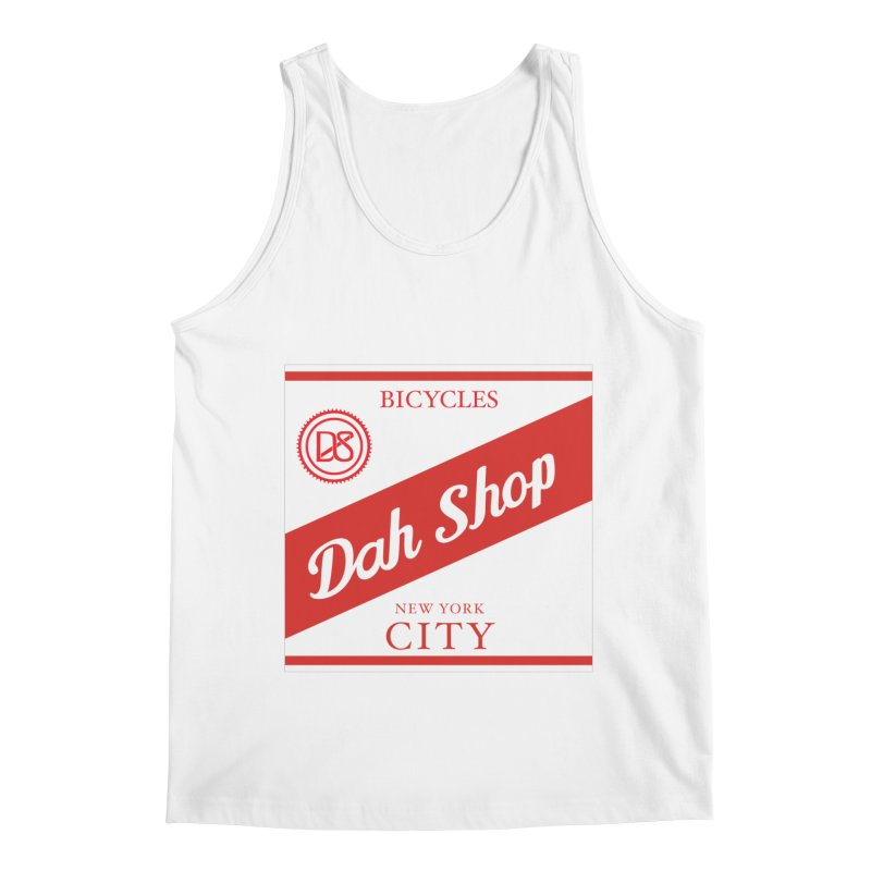 Dah Stripe Men's Tank by Dah Shop Online