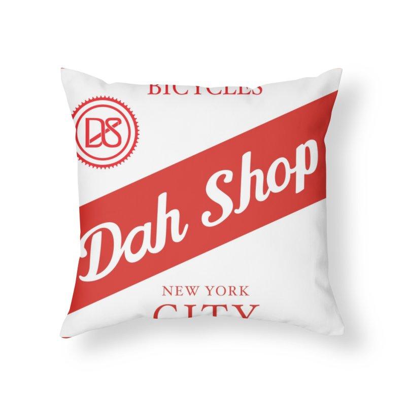 Dah Stripe Home Throw Pillow by Dah Shop Online