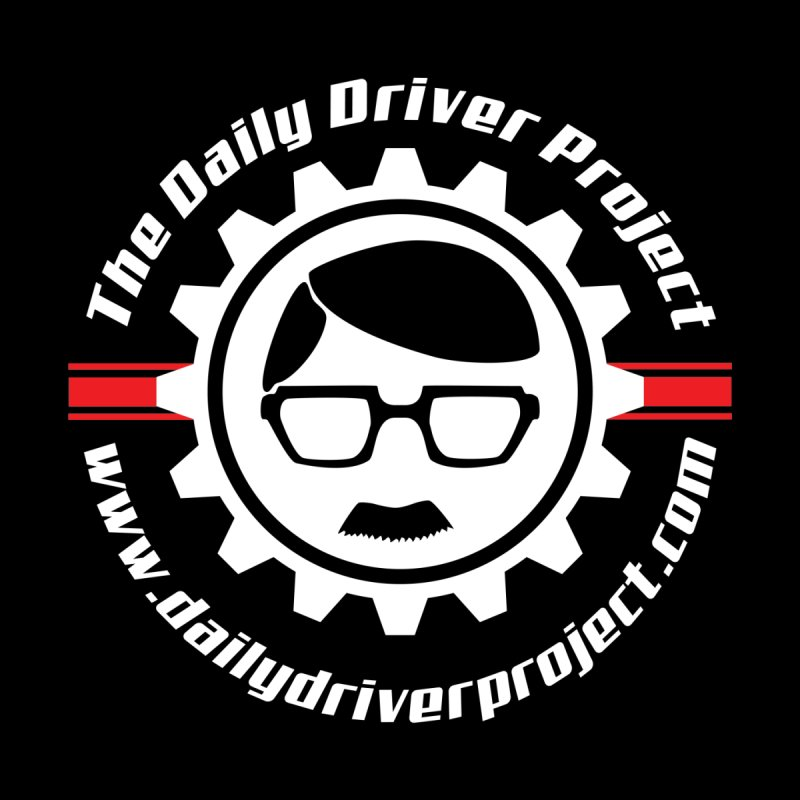 The Daily Driver Project Racing Stripes by The Daily Driver Projects Merch