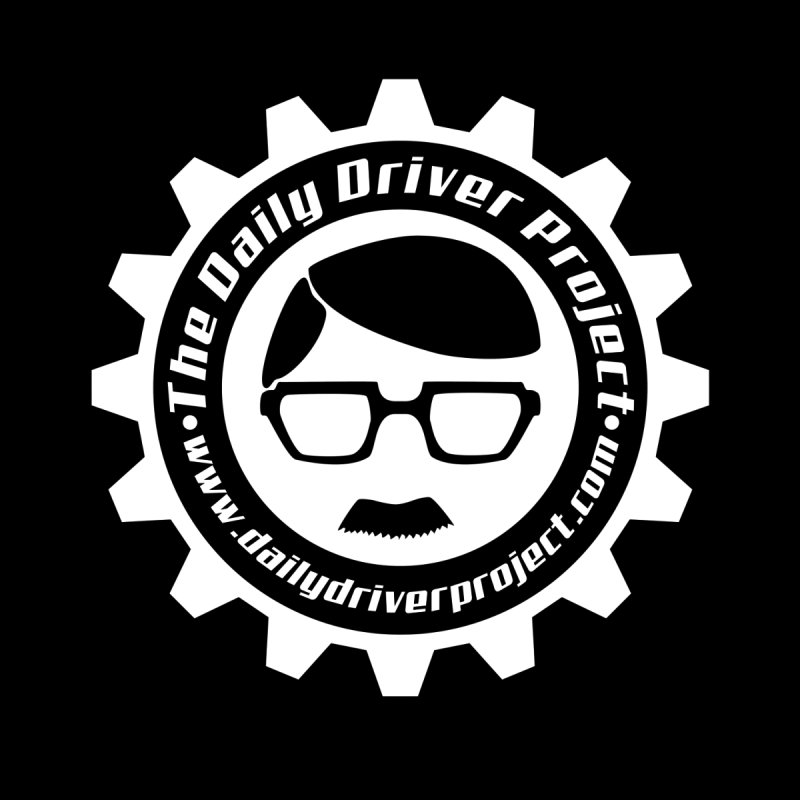 The Daily Driver Project In Gear by The Daily Driver Projects Merch
