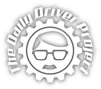 The Daily Driver Projects Merch Logo