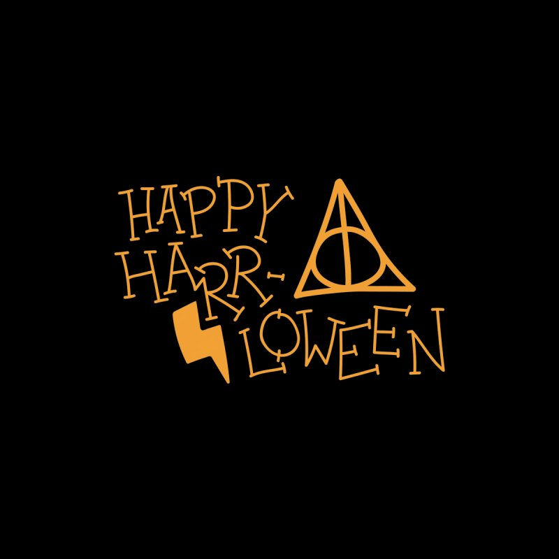 Happy Harrloween by Daily Lovejuice Apparel