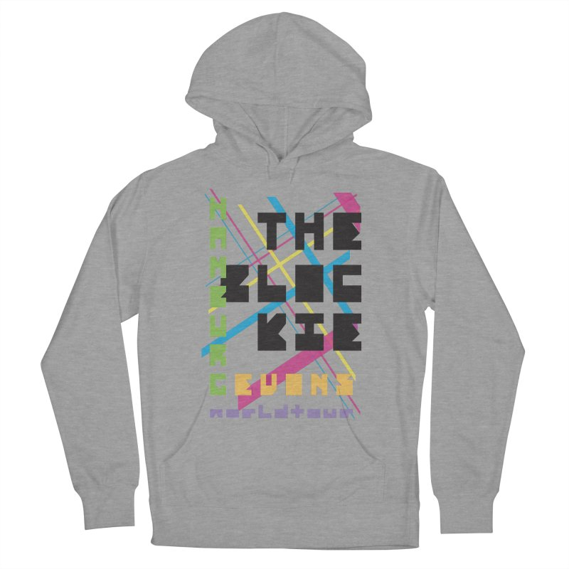The Blockie Worldtour Men's Pullover Hoody by Daily Lovejuice