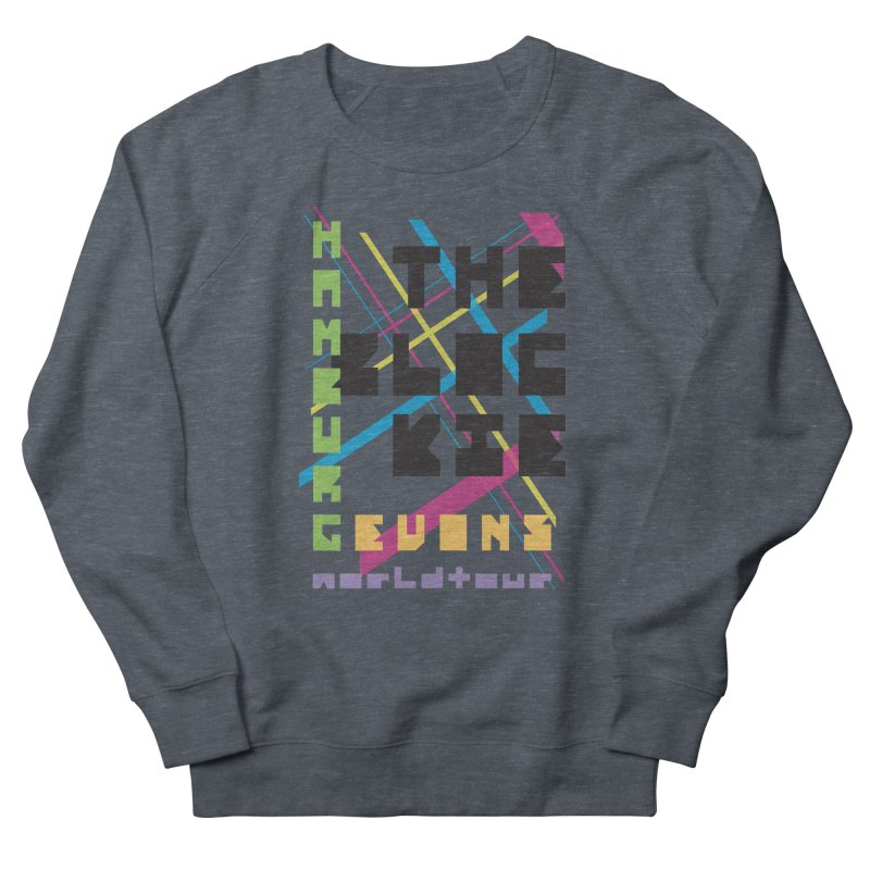 The Blockie Worldtour Women's Sweatshirt by Daily Lovejuice