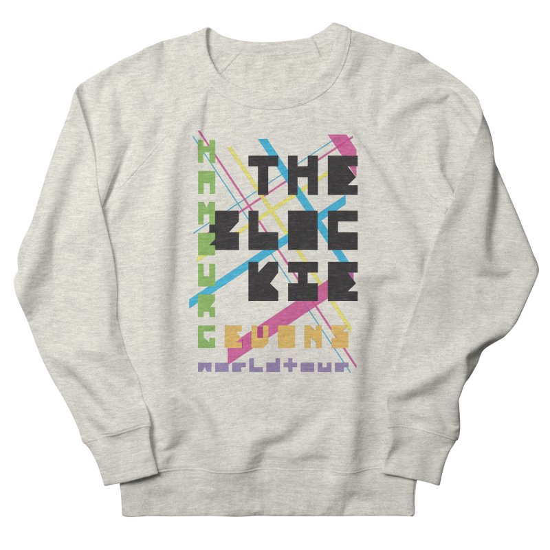 The Blockie Worldtour Men's Sweatshirt by Daily Lovejuice