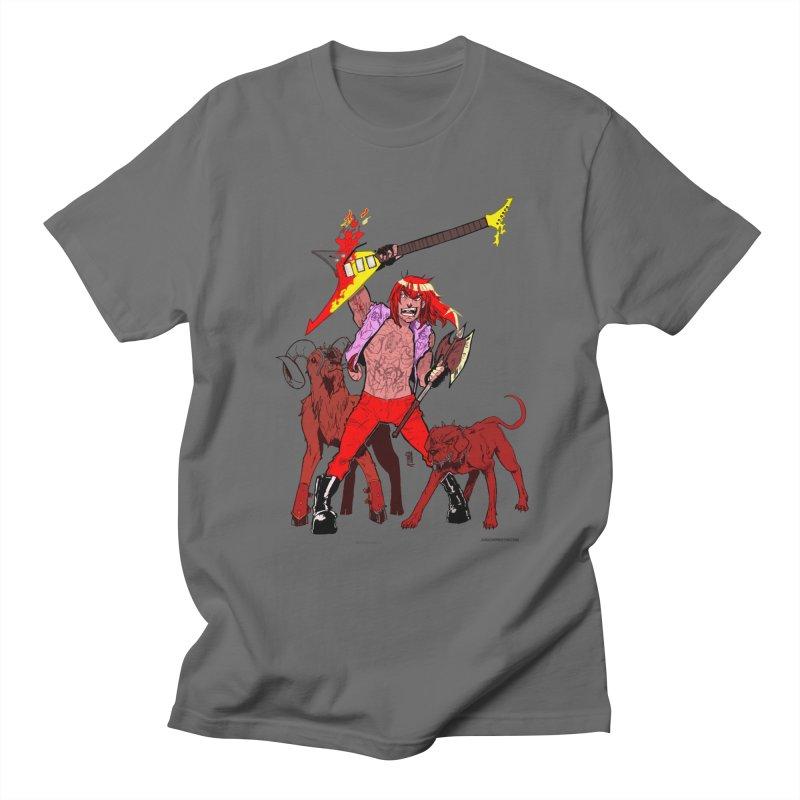 Metal Aries Men's T-Shirt by daimondrewthis's Artist Shop